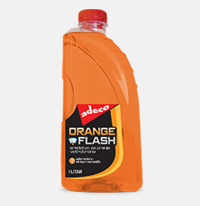 Adeco Orange Flash