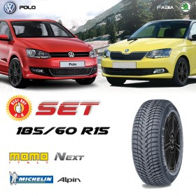FABIA RAPID POLO 185 60 R15 MICHELIN NEXT 280x280