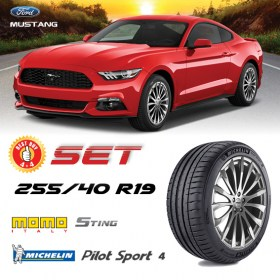 Mustang-A6-A7-255-40-R19-Michelin-Sting