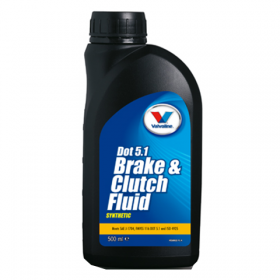 VALVOLINE BRAKE&CLUTCH FLUID DOT-51